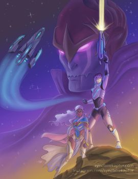 Hero Lance by rice-claire