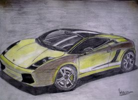 Lamborghini by natiwar02