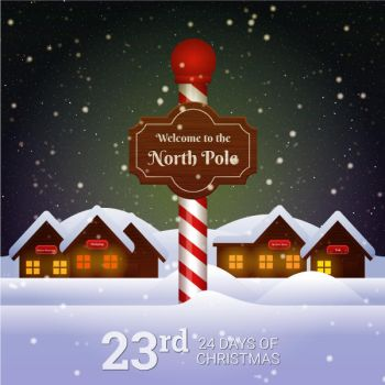 Up at the North Pole by pica-ae