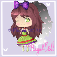 RoyalBell by XxMariCakesxX