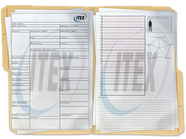 Maximum Ride character info sheet [file] by Ch4rm3d