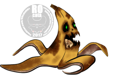 Zombie Banana by ROcata-Official