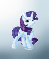 Rarity by LavenderHeartsMLP