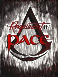 Game Over: Requiescat in Pace by fat-girl-dani