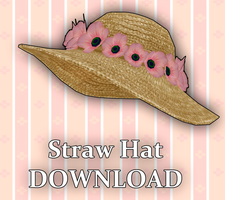 [MMD] Straw Hat DL by KuroKanon