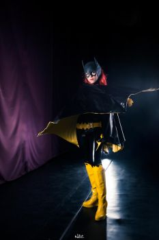 Batgirl V by winged--icarus