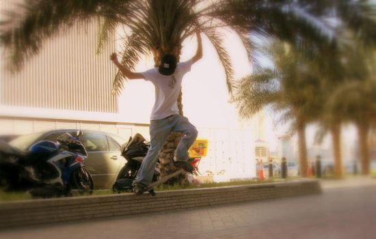 K-Grind: 21st Century Ledges by Fo33y