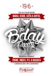 The Bday Party by 2NiNe