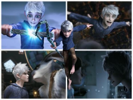 Jack Frost The Guardian by stitch5408