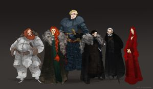 Game of Thrones 3 by pain16