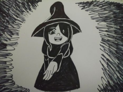 Day 10: Wicked Witch by Tailsimp