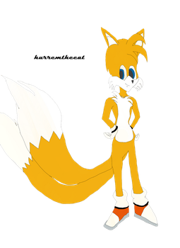 RQ - Tails by hurremthecat