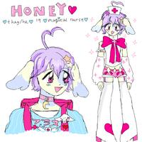 Honey ref by febur