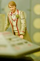 Doctor Who: The Fifth Doctor by Batced