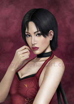 Ada Wong by FabyLP