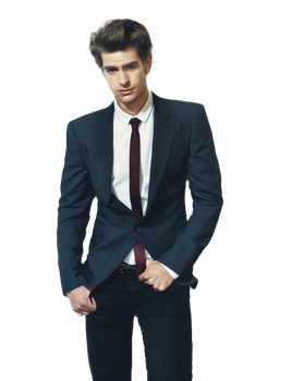 + Andrew Garfield Png by Bestouthearted