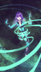Outer Space by Caentris