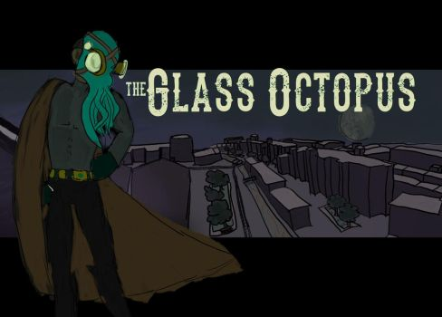 The Glass Octopus by lunarcloud