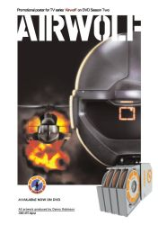 Airwolf: Season Two by Artdigital