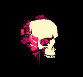 Death and Flowers by hungerartist