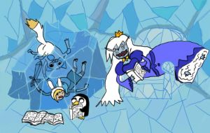 AT: ice queen's fanfiction by xkagesaayax