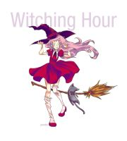 Witching Hour . cover by porotto