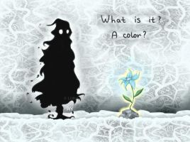 A color? by LunaAY02