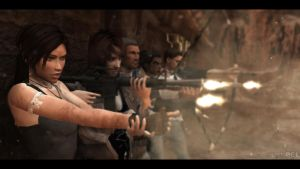 Tomb Raider Multiplayer : Survive As Team by doppeL-zgz