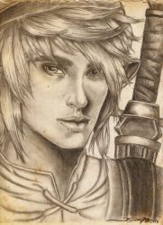 Realistic Link by fineapaulworks