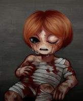 Lazarus ( The Binding of Isaac: Rebirth ) by Traicere