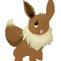 Cane the Eevee by Piko-the-Pichu