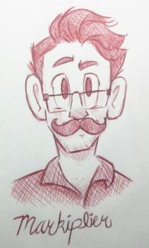 Markiplier by IndigoCode