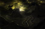 Dark Mountains by Senthrax