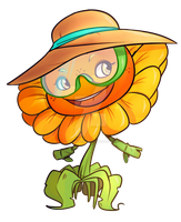Sunflower by Call-Me-Fantasy