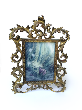 Fairie Forest - Framed by thedancingemu