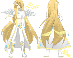 Albion Ref Comission by Vika01