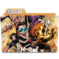 The Terrifics by DCTrad
