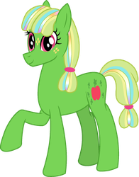 Shamrock Apple by AmrasFelagund