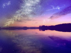 Magic lake by Floreina-Photography
