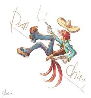 Panchito by chacckco