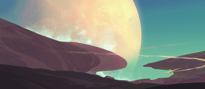 Exoplanet by Syst-eeem