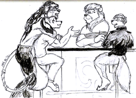 AC 2012 Sketch -- Meeting At the Bar by the-gneech