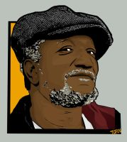 Fred G. Sanford by turn2002