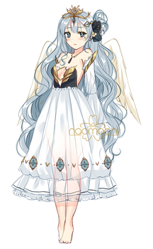 Angel Adopt [closed thank you!] by naomochi