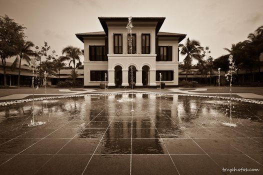 Istana Kampong Glam by gnohz