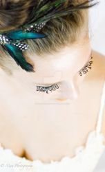 Paperself Lashes Shoot 5 by maeartphotography