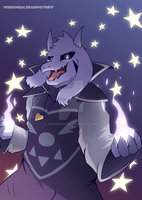 Asriel Dremurr by and2now