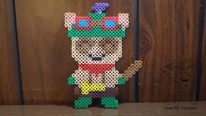 Teemo (LoL) by Kame-ami