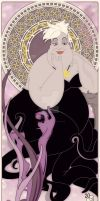 Mucha Ursula by smallvillereject