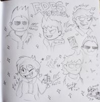 Eddsworld [Old Style Practice] by Foziz105
